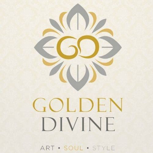 golden divine logo