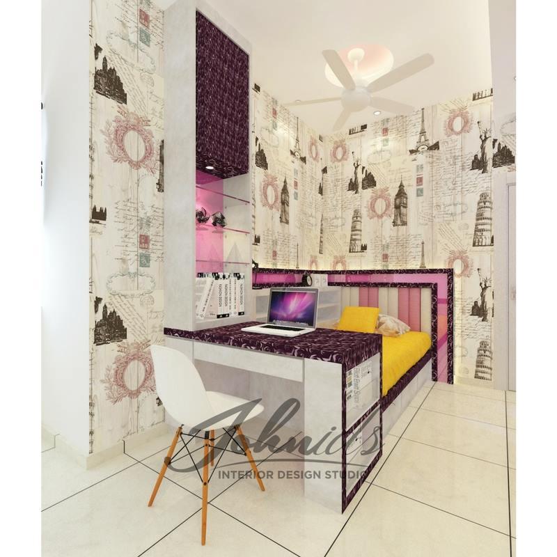 Daughter Room Design
